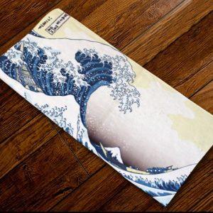 Ukiyo-e S towel