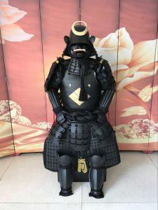Takeda Black Yoroi