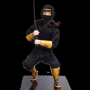 Japanese ninja doll1