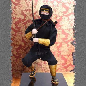 Japanese ninja doll2