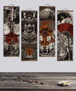 Samurai Ukiyo-e