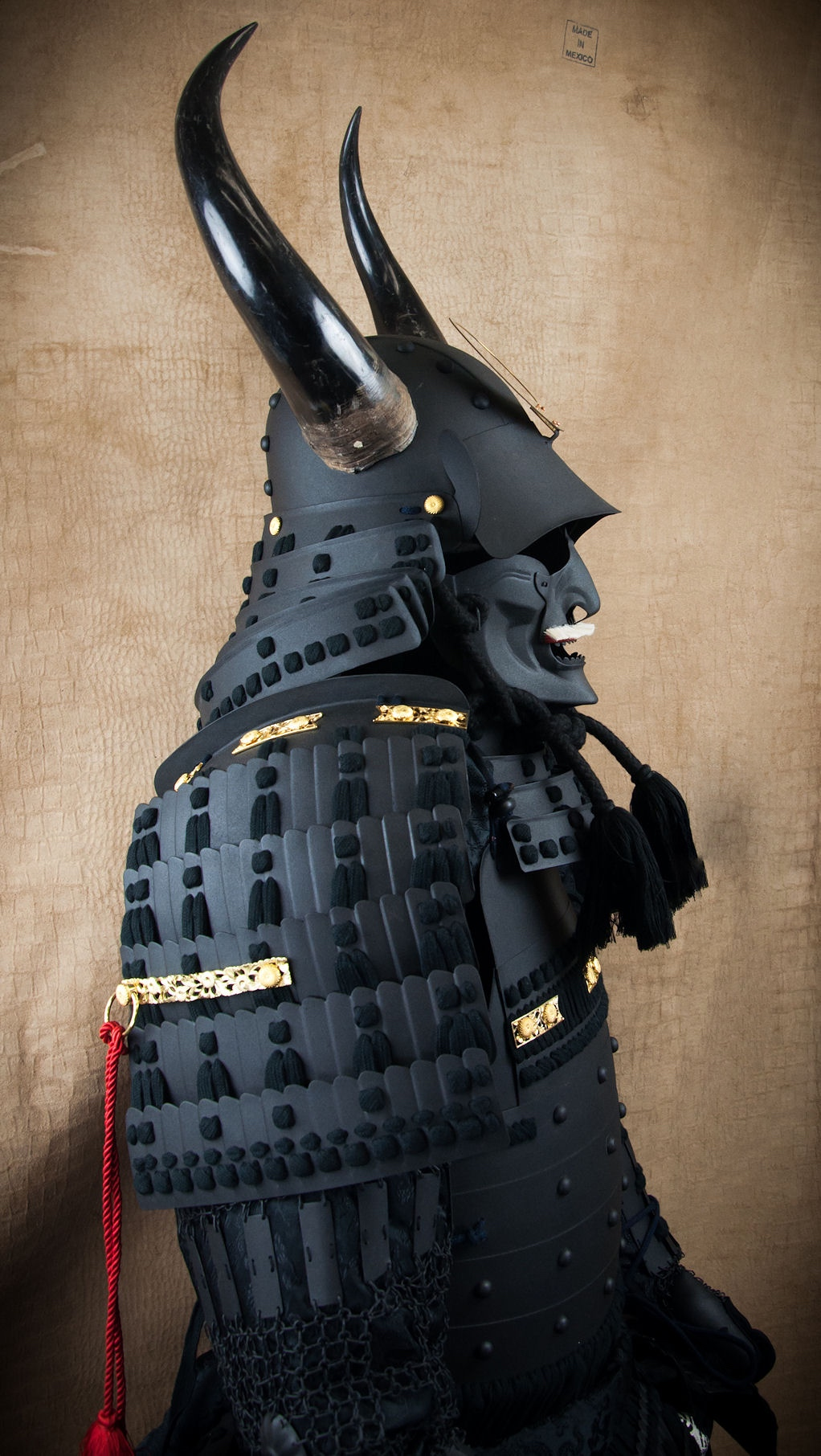 Yamamoto Kansuke Samurai Armor Japonalia