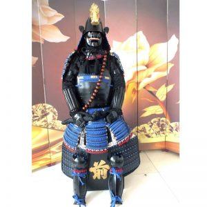 Uesugi Bishamonten Samurai Armor