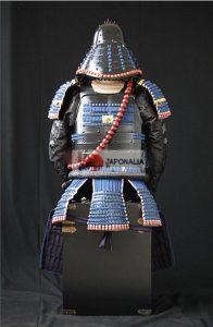 Uesugi Bishamonten Samurai Yoroi