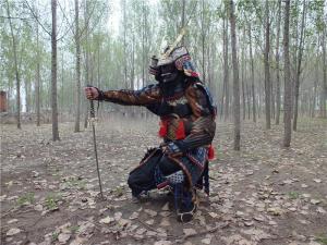 Kusunoki Masashige Yoroi Samurai Armor6