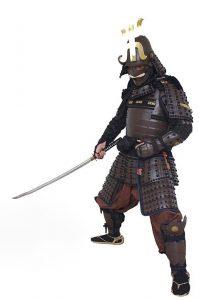Tokugawa Samurai Armor