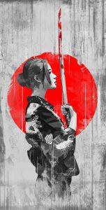 Samurai Girl Onna bugeisha