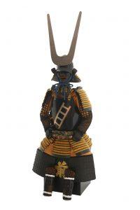 Sanada Masayuki Samurai Armor Gashira