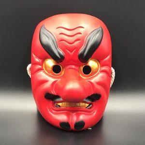 Japanese Tengu Mask1