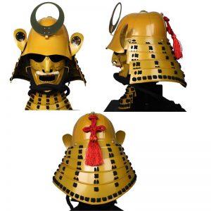 Tokugawa Clan Kabuto with Mempo Mask