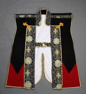 Jinbaori Samurai Surcoat4