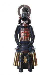 Tachibana Muneshige Samurai Yoroi Armor1