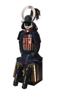 Tachibana Muneshige Samurai Yoroi Armor2